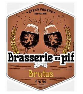 Biere Au Pif Brutos 33cl/9°