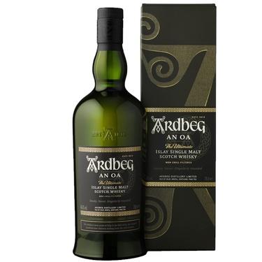 Whisky Ecosse Islay Single Malt Ardbeg An Oa 46.6% 70cl