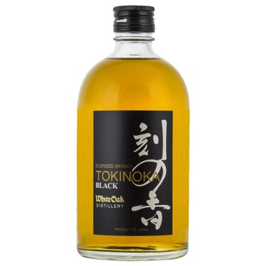 Whisky Japon Blend Tokinoka Black 50% 50cl