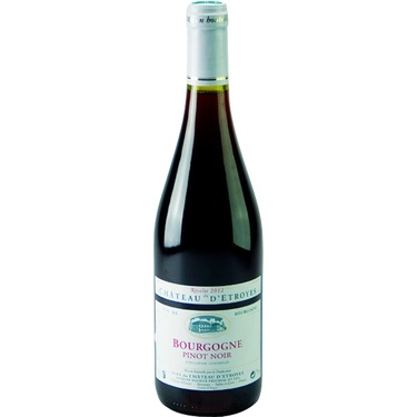 Bourgogne Pinot Noir Chateau D'etroyes 2017