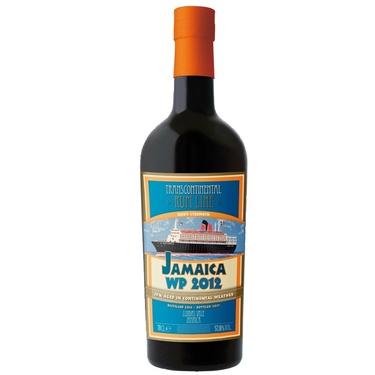 Rhum De Melasse Jamaique Jamaica Wp 2012 Transcontinental Rum Line 57.18% 70cl