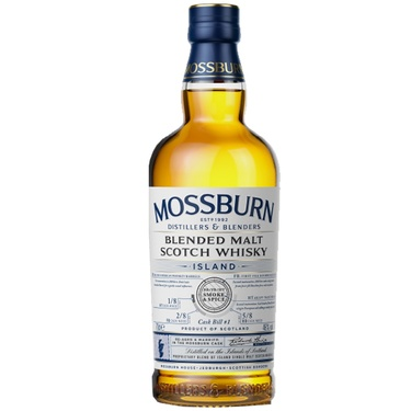 Whisky Ecosse Island Blend Mossburn 46% 70cl