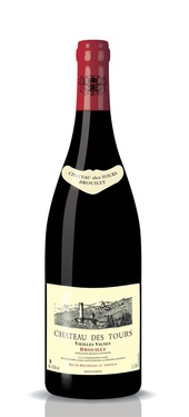 Magnum Brouilly Chateau Des Tours Vieilles Vignes 2017