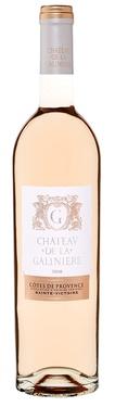 Cotes De Provence Rose Ste Victoire Chateau La Galiniere 2018 Bio
