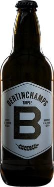 Biere Belgique Bertinchamps Triple 50cl 8%