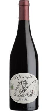 Igp De L'herault Rouge De Fil En Aiguille 2019 Bio Sans Souffre