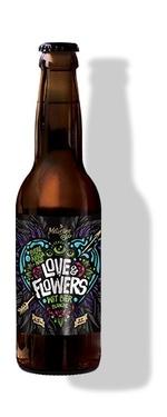Biere France Melusine Love & Flowers Wit Bier Bio 33cl 4.2%