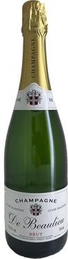 Champagne Brut De Beaulieu Cuvee Tradition
