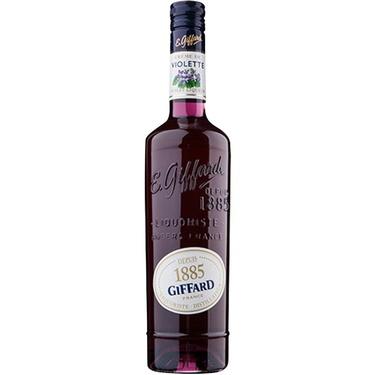 Creme De Violette Giffard 16% 70cl