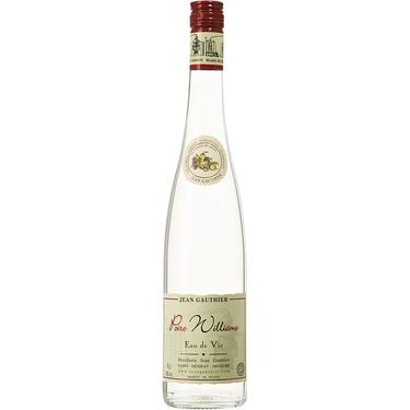 Eau De Vie De Poire Williams Distillerie Gauthier 43% 70cl