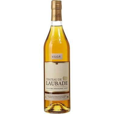 Bas Armagnac Chateau De Laubade Vsop 40% 70cl