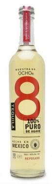 Tequila Ocho Reposado El Vergel 50cl