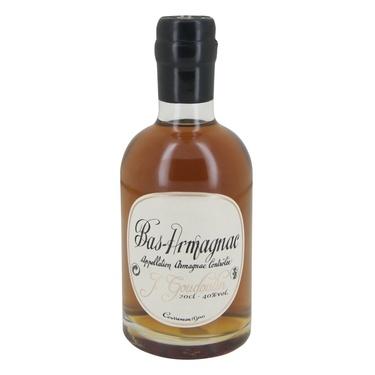 Bas Armagnac Goudoulin Xo 40% 20cl